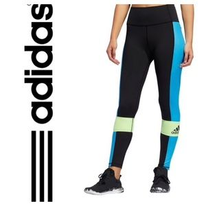 Adidas Believe This High Rise Sport Block7/8 Tight